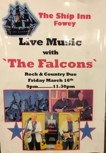 Live Music: The Falcons